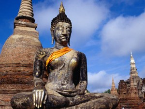 Sukhothai Historical Park – en attraktion i Thailand
