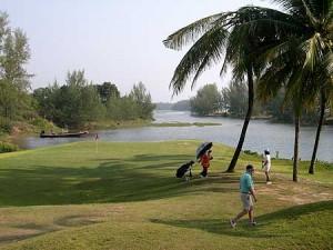Golfbaner i Thailand
