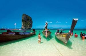Det vidunderlige Phuket