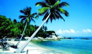 Strande i Thailand
